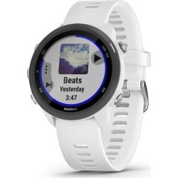 Garmin Forerunner 245 Music White GPS Running Watch found on Bargain Bro India from Crutchfield for $349.99