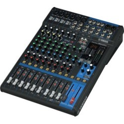 Yamaha MG12XU Mixing Board 12 CH w/EFX/Comp found on Bargain Bro India from Crutchfield for $329.99