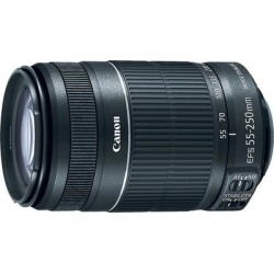 Canon EF-S 55-250mm f/4-5.6 IS STM found on Bargain Bro India from Crutchfield for $299.99
