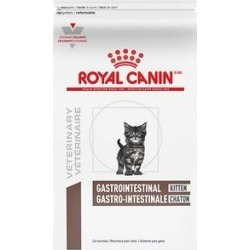 Royal Canin Veterinary Diet Gastrointestinal Kitten Dry Cat Food, 7.7-lb bag found on Bargain Bro from Chewy.com for USD $41.79