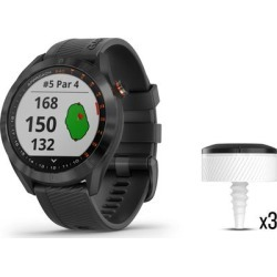 Garmin Approach S40 Bundle S40 Golf Watch and CT10 Club Sensors found on Bargain Bro India from Crutchfield for $599.99