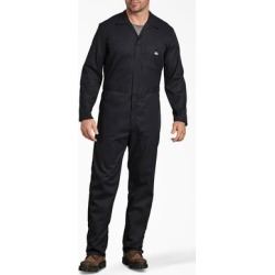 Dickies Men's Flex Long Sleeve Coveralls - Black Size S (48274) found on Bargain Bro India from Dickies.com for $47.99