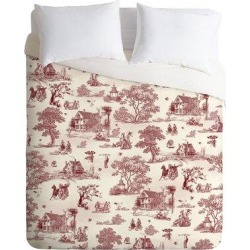 East Urban Home Duvet Cover EUNH5093 Size: Twin/Twin XL found on Bargain Bro India from wayfair.com for $124.99