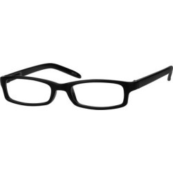 Zenni Classic Rectangle Prescription Glasses Black Plastic Frame found on Bargain Bro India from Zenni Optical for $15.95