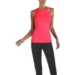 Asics Womens Tank Top Criss-Cross Back Fitness (Hot Pink - M), Women's(polyester) found on MODAPINS from Overstock for USD $15.14