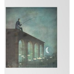 The River Bed Throw Blanket by Christian Schloe - 51