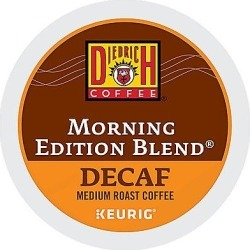 72 Ct Diedrich Morning Edition Blend Decaf Coffee 72-Count (3 Boxes Of 24) K-Cup® Pods. Coffee found on Bargain Bro from Keurig.com for USD $34.18