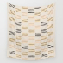 Wall Hanging Tapestry | Hatches - small by Urban Wild Studio Supply - 51