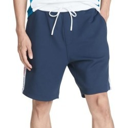 Tommy Hilfiger Mens Shorts Blue Size Large L Colorblock Arnold Logo (L), Men's(polyester) found on Bargain Bro from Overstock for USD $29.62