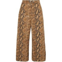 3/4-length Trousers - Natural - Ellery Pants found on MODAPINS from lyst.com for USD $520.00