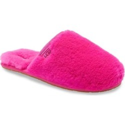 UGG Fluffette Slipper - Pink - Ugg Flats found on Bargain Bro from lyst.com for USD $45.60