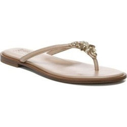 Liliana Flip Flop - Natural - Naturalizer Flats found on Bargain Bro from lyst.com for USD $60.04