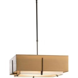 Hubbardton Forge Exos 24 Inch Large Pendant - 139635-1211 found on Bargain Bro from Capitol Lighting for USD $1,120.24
