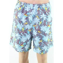 Columbia Mens Swimwear Blue Size Large L Super Back Cast Palm Trunks (L), Men's(nylon) found on MODAPINS from Overstock for USD $21.98