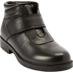 Extra Wide Width Men's Propet Tyler Diabetic Shoe by Propet in Black (Size 9 1/2 EW) found on Bargain Bro Philippines from fullbeauty for $114.99