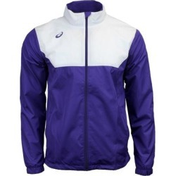 Asics Boys Boys Upsurge Jacket Athletic Outerwear Jacket (M), Boy's, Purple found on MODAPINS from Overstock for USD $17.04
