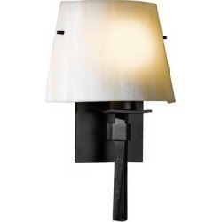 Hubbardton Forge Beacon Hall Ivory Glass Wall Sconce found on Bargain Bro India from LAMPS PLUS for $770.00