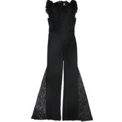 Alexis Womens Gislane Jumpsuit (S), Women's, Black(silk, solid) found on MODAPINS from Overstock for USD $456.07