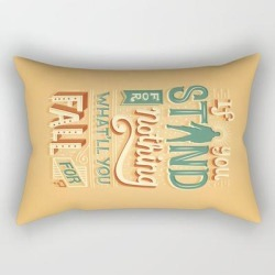 """Rectangular Pillow 