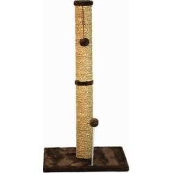 Cat Craft 36-in Sea Grass Cat Scratching Post, Dark Chocolate found on Bargain Bro from Chewy.com for USD $29.63