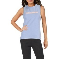 Reebok Womens Tank Top Fitness Running - Blue (L), Women's(cotton) found on Bargain Bro India from Overstock for $19.54