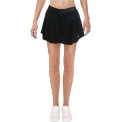 Asics Womens Skort Fitness Activewear - Black (L), Women's(polyester) found on MODAPINS from Overstock for USD $21.84