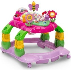 Delta Children Lil Play Station 4-in-1 Activity Walker, Pink found on Bargain Bro from Kohl's for USD $73.71