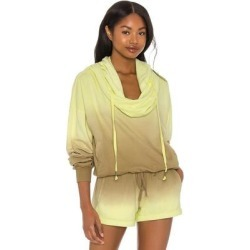 Piper Hoodie - Yellow - Young Fabulous & Broke Sweats found on MODAPINS from lyst.com for USD $95.00
