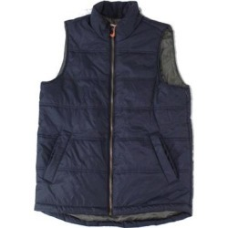 Weatherproof Mens Jacket Blue Size Small S Vest Puffer Dual-Pocket (S), Men's(polyester) found on MODAPINS from Overstock for USD $26.97