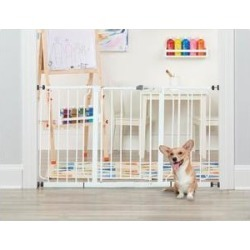 Regalo Extra Wide Walk-Through Gate, 30-in found on Bargain Bro Philippines from Chewy.com for $58.99