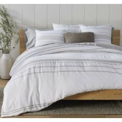 Coyuchi Rippled Sham100% Cotton in White, Size 26.0 H x 26.0 W in | Wayfair 1022157 found on Bargain Bro Philippines from Wayfair for $78.00