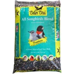 Better Bird All Songbirds Blend Wild Bird Food, 14 lbs.