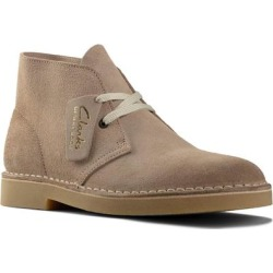 Clarks Desert Boot - Natural - Clarks Boots found on Bargain Bro India from lyst.com for $150.00