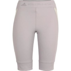 Leggings - Gray - Adidas By Stella McCartney Pants found on Bargain Bro from lyst.com for USD $57.00