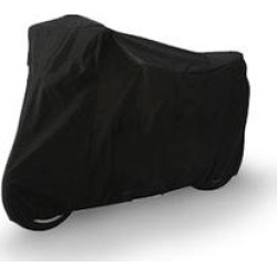 Suzuki Motorcycle Covers - 1982 GSX 400 L Outdoor, Guaranteed Fit, Water Resistant, Nonabrasive, Dust Protection, 5 Year Warranty Motorcycle Cover found on Bargain Bro Philippines from carcovers.com for $87.95