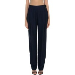 Casual Pants - Blue - Carven Pants found on MODAPINS from lyst.com for USD $66.00