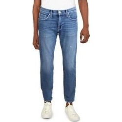 Joe's Jeans Mens Brixton Straight Leg Jeans Mid-Rise Narrow - Kyrie (30), Men's(cotton) found on MODAPINS from Overstock for USD $42.84