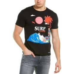 Valentino Graphic T-Shirt found on Bargain Bro from Overstock for USD $117.03
