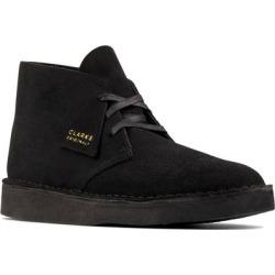 Clarks Desert Coal Chukka Boot - Black - Clarks Boots found on Bargain Bro from lyst.com for USD $91.20
