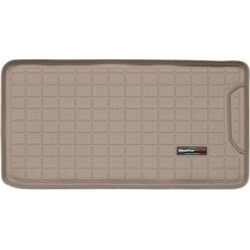 WeatherTech Cargo Area Liner, Fits 2012-2018 Fiat 500, Primary Color Tan, Pieces 1, Model 41484 found on Bargain Bro from northerntool.com for USD $82.04
