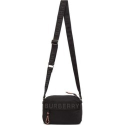 Black Logo Detail Crossbody Pouch - Black - Burberry Messenger found on Bargain Bro India from lyst.com for $730.00