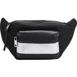 Nylon And Leather Logo Belt Bag - Black - Givenchy Belt Bags found on Bargain Bro from lyst.com for USD $627.00
