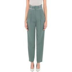 Casual Pants - Green - Emporio Armani Pants found on MODAPINS from lyst.com for USD $279.00