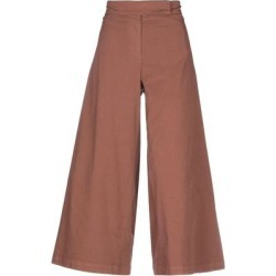 Casual Pants - Brown - Hache Pants found on MODAPINS from lyst.com for USD $137.00