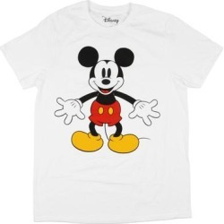 Disney Men's Mickey Mouse Class Character Design T-Shirt found on MODAPINS from Overstock for USD $16.95