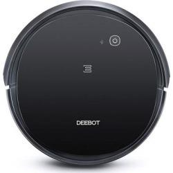 Ecovacs DEEBOT 500 Wi-Fi Connected Robotic Vacuum, Black