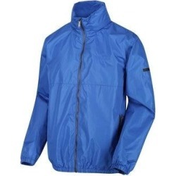 Regatta Mens Ladomir Lightweight Waterproof Jacket (Navy - M), Men's, Blue(polyester) found on Bargain Bro from Overstock for USD $41.98