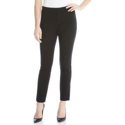 Piper Skinny Ankle Pants - Black - Karen Kane Pants found on MODAPINS from lyst.com for USD $89.00