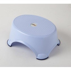 Primo Step StoolPlastic in Blue, Size 8.0 H x 15.0 W x 15.0 D in   Wayfair PRI-720B found on Bargain Bro Philippines from Wayfair for $37.90