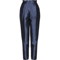 Casual Trouser - Blue - Emporio Armani Pants found on MODAPINS from lyst.com for USD $152.00